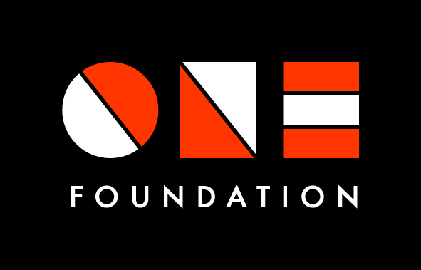 ONE Foundation – Full URL Logotype Black S
